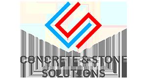 Concrete & Stone Solutions Logo
